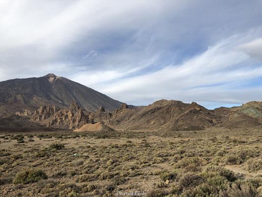Uitzichtpunt op El Teide