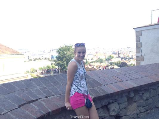 Burcht vesting Praag bezoeken