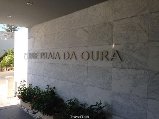 Clube Praia da Oura resort Albufeira