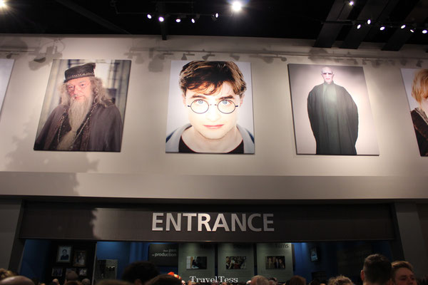 Harry Potter Studio's