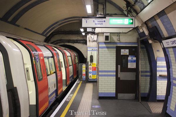 Underground van Londen