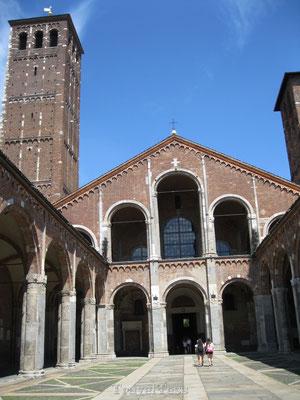 Sint-Ambrosius Basiliek