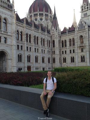Prachtig parlementsgebouw