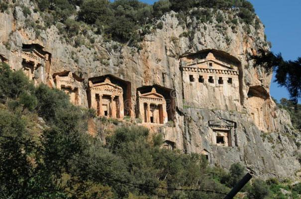 Koningsgraven van Kaunos