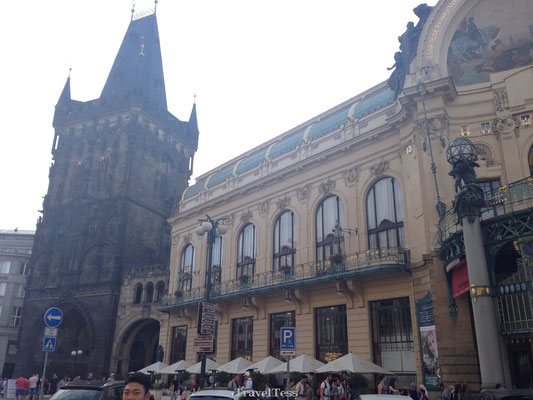Stedentrip Praag