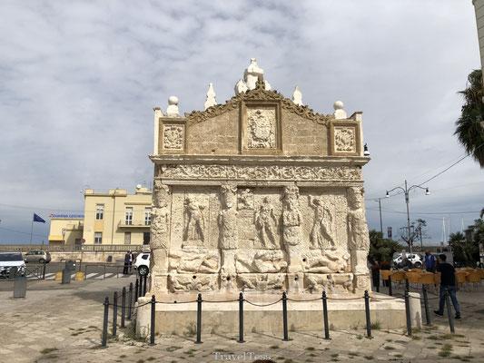 Fontana Greca Gallipoli