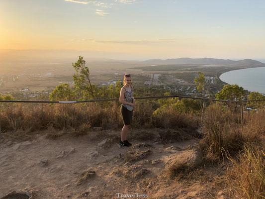 Castle Hill beklimmen in Townville