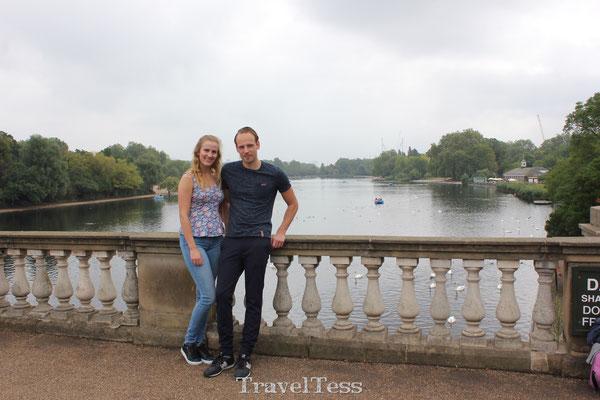 Hyde Park meer