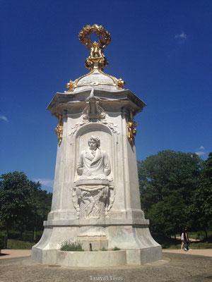 Monument Tiergarten