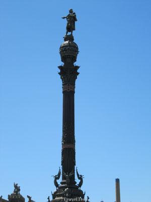 Standbeeld Barcelona
