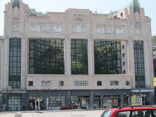 Binnentuin Lissabon