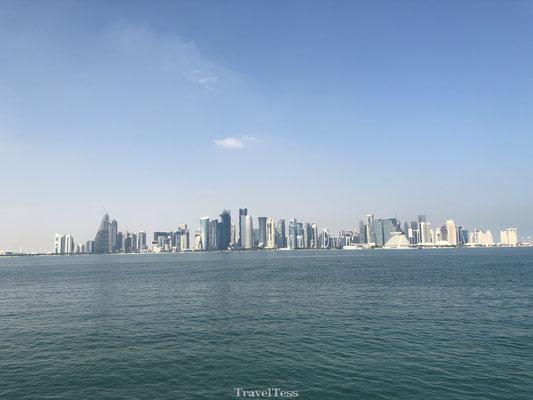 Uitkijkpunt Skyline Doha