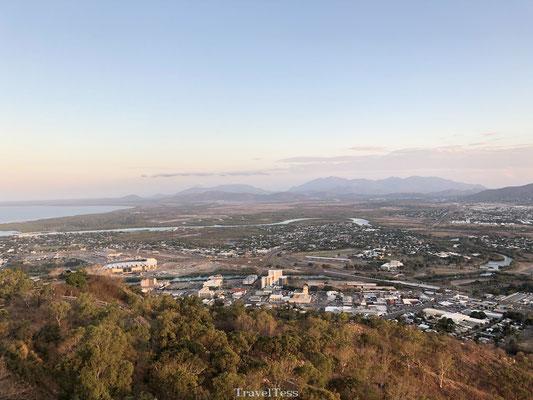 Townsville uitzicht