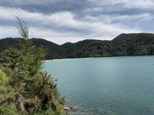 Abel Tasman National Park zee