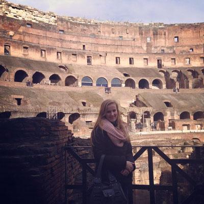 Colosseum Rome bezoeken