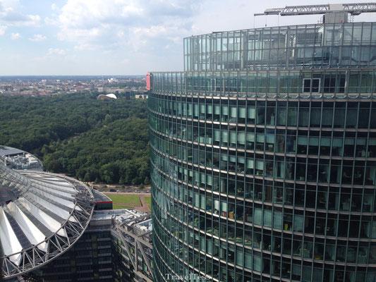 Kantoorgebouw Berlijn