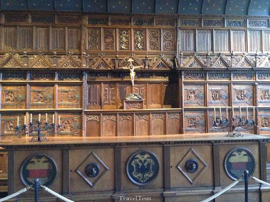 Friendenssaal Munster
