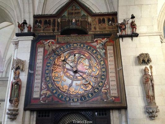 Astronomische klok Dom van Munster