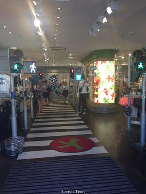 Ampelmännchen winkel