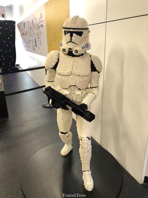 Star trooper lego