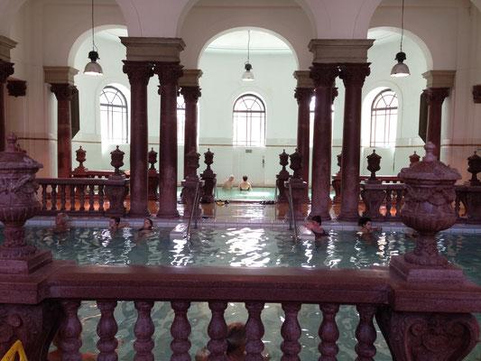 Binnenbad Széchenyibad badhuis
