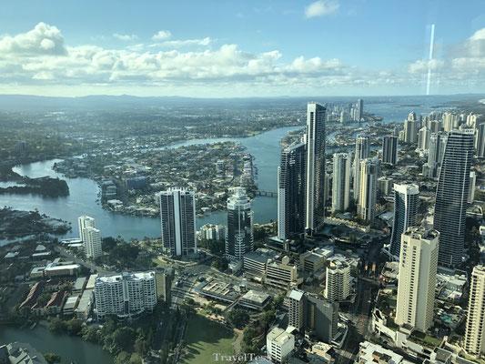 Wolkenkrabbers Gold Coast