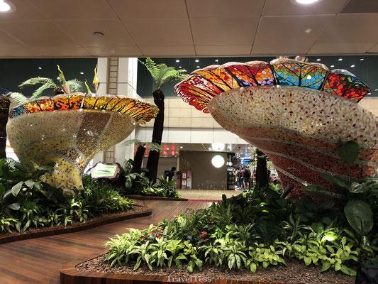 Botanische tuin Singapore