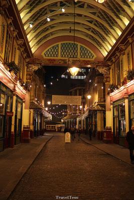 Londen in kerstsfeer