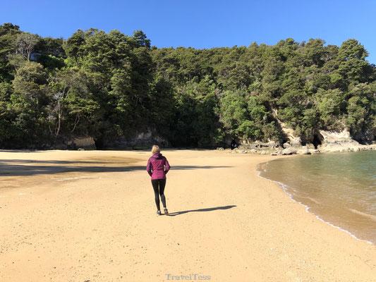 Strand Abel Tasman Park