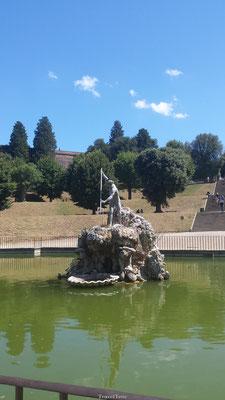 Kunstwerk Boboli Gardens