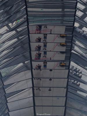 Reichstag bezoekem