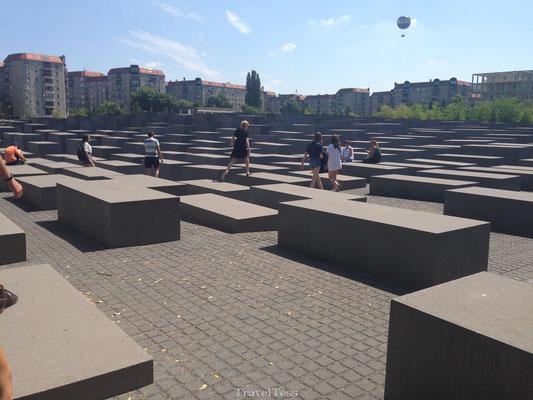 Holocaust Monument Berlijn