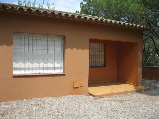 Vakantiehuisje Spanje
