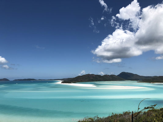 Hill Inlet Lookout Whitsunday Island