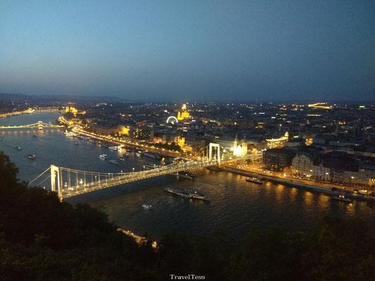 Citadella beklimmen Boedapest