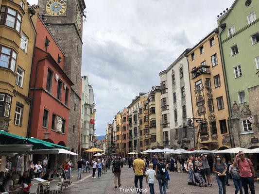 Binnenstad Innsbruck