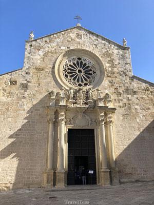 Oude kerk Otranto