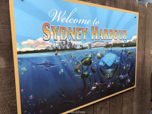 Finding Nemo attractie Disney Studio's Park
