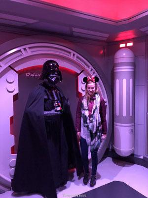 Ontmoeting met Darth Vader