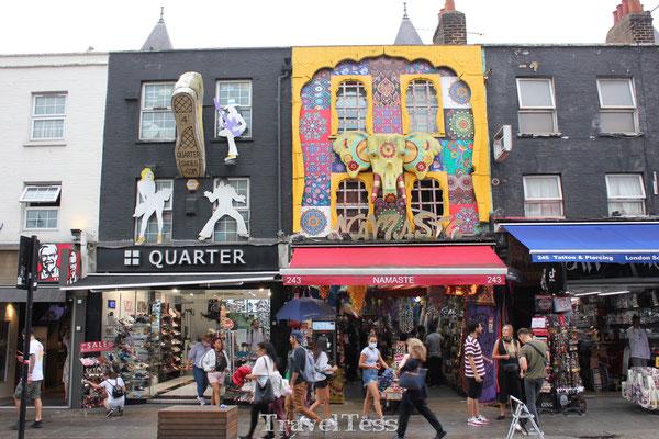 Camden Town huijses