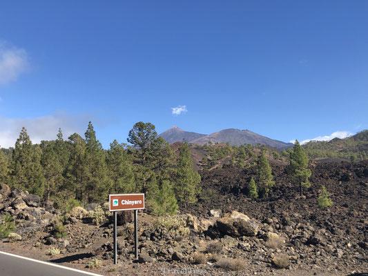 Chinyero vulkaan