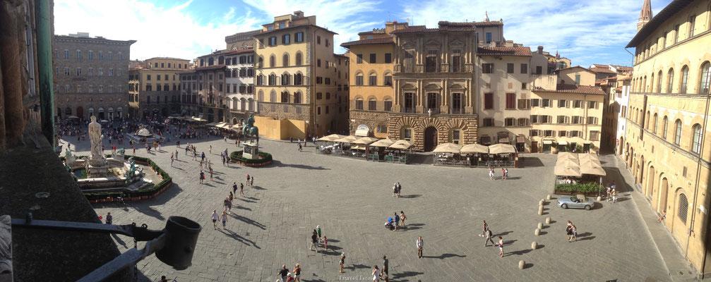 Palazzo Vecchio bezoeken