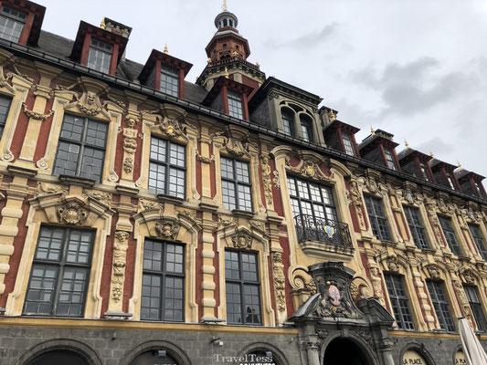Beursgebouw Lille