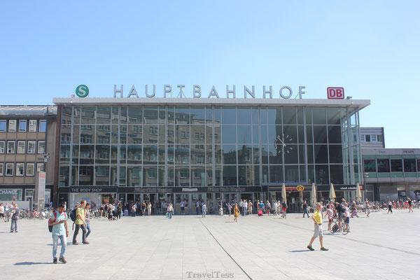 Hauptbahnhof Keulen