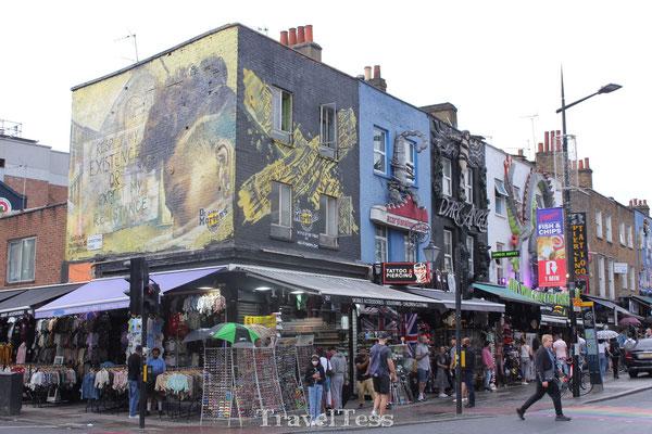 Camden Town boulevard