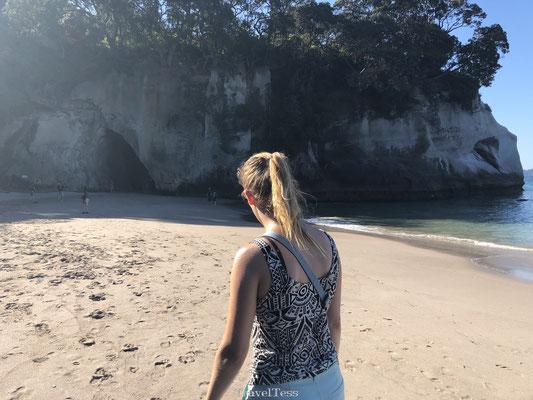 Cathedral Cove bezoeken