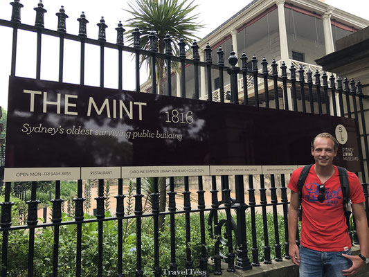 The Mint Sydney