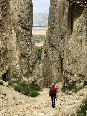 Clay Cliffs kloof