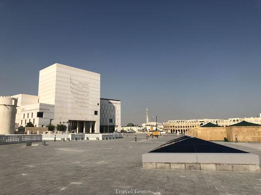 Plein in Doha