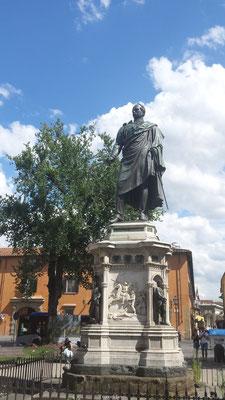 Ruiterstandbeeld Florence